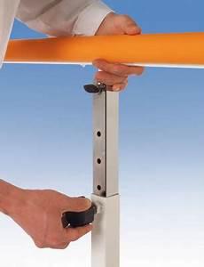 altezza corrimano barre parallele 2 5mt