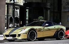 Ferraris Photo Gallery Gold 599 Gtb Fiorano