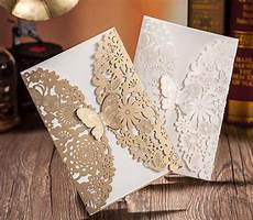 Wedding Invitations Butterfly
