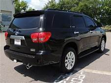 Buy Used 2013 Toyota Sequoia Platinum Certified Black
