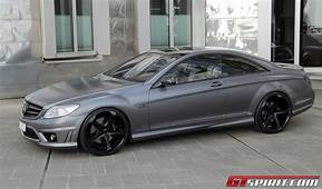 MB CL65 AMG Special Grey One Stone Edition  Mercedes Benz