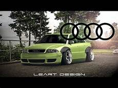 audi a4 b5 wide tuning photoshop