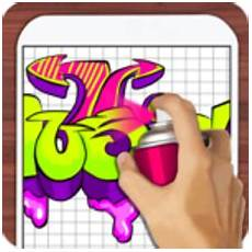 update drawing lesson graffiti fan hack mod apk get