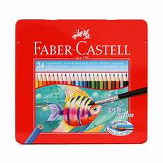 Faber Castell Malvorlagen Review Review Faber Castell 24 Water Colour Pencils