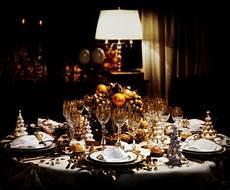 festlich gedeckter tisch weihnachten deko f 252 r die weihnachtstafel familista