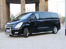 Hyundai H1 Forum Macchina