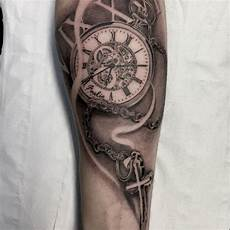 80 Ridiculously Cool Tattoos For Watches Uhren