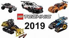 Lego Technic 2019 первое впечатление и новые детали