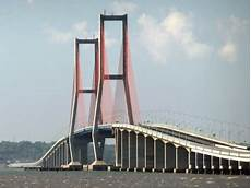 Jembatan Suramadu Surabaya Madura Cah Bantul
