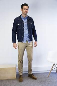 veste avec jean homme 10 looks de base pour homme