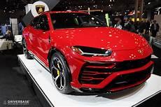 2020 lamborghini urus suv at the 2019 new york auto show
