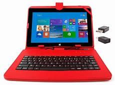 Etui Avec Clavier Azerty Fran 231 Ais Pour Tablette Microsoft