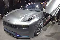 Lynk Co Sports Car Concept Pictures Auto Express