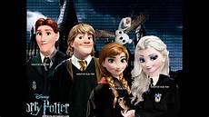 Disney Malvorlagen Harry Potter Disney Harry Potter Crossover