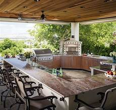 does an outdoor kitchen add value to a home danver