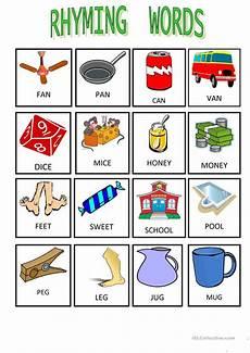 rhyming words 1 worksheet free esl printable worksheets made by teachers