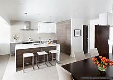 Contemporary Kitchen Backsplash White Glass Subway Backsplash Tile