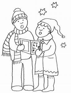 Malvorlagen Weihnachten Kostenlos Tipps Kostenlose Malvorlage Weihnachten Weihnachtssinger Zum