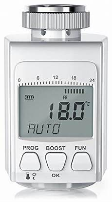 Test Elektronische Heizk 246 Rperthermostate Klimaanlage Und