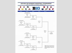 big ten tournament bracket 2020