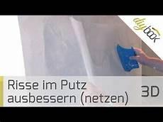 Risse Im Putz Ausbessern Netzen Verputzen Putz Haus
