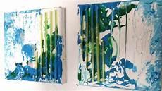 Acrylbilder Modern Selber Malen - abstrakt malen mit acryl abstract painting with acrylic