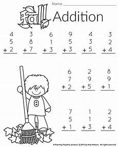 1st grade math worksheet addition 1st grade math and literacy worksheets with a freebie