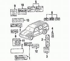 2004 yukon xl engine diagram 2004 gmc yukon parts diagram automotive parts diagram images