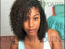 wash day routine curly hair 3c 4a nia imani doovi