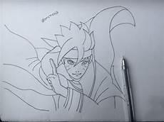 10 Gambar Anime Pake Pensil Keren Koleksi Rial