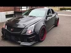Cadillac D3 by Cadillac Cts V Widebody D3 940lbs Of Torque 840 Horspower