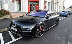 Audi Abt Rs7 Sportback 2015 5 November 2017 Autogespot