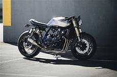 Honda Cb400 Four Cafe Racer
