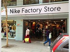 Nike outlet store Hong Kong   the secret North Point location!