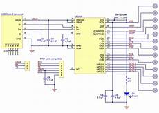 Wireles Usb Schematic Diagram by Usb To Serial Adapter Cp2104 Carrier Robot Gear Australia