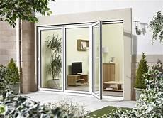 Large External Doors by External Lpd Aluvu Folding Door Sets Patio Doors
