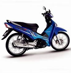 picture motorcycle new honda wave 125i pgm fi system