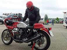 Classic Motor Days 2013 Doc Guzzi