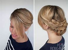 Easy Upstyle Hairstyles