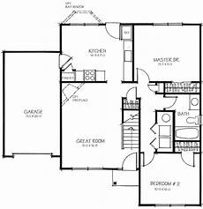 small expandable house plans plan 4800zg two bedroom expandable two bedroom bedroom