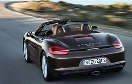 Porsche Boxster 2014 Wallpapers HD &171 FREE WALLPAPERS