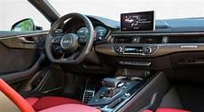 audi a5 interieur 2018 audi a5 sportback price review release date