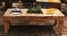 Tafel Selber Bauen - 11 diy pallet patio and garden furniture projects