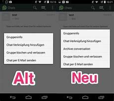 für whatsapp whatsapp mit archivfunktion f 195 188 r gruppenchats