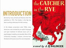 banned books catcher in the rye