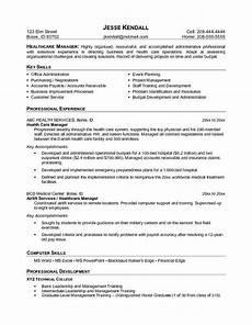 resume format healthcare format healthcare resume