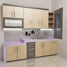 kitchen design ideas set contoh kitchen set sederhana dapur minimalis idaman
