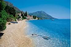 kroatien schönste strände dalmatien kroatien reisef 252 hrer kroati de