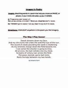 poetry elements worksheets 25266 imagery in poetry imagery in poetry poetry worksheets