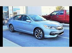 2016 Honda Accord EX L Start Up, Review and Full Tour